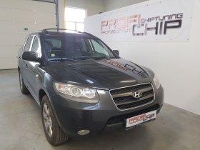 Chiptuning vozu Hyundai Santafe 2.2 CRDi