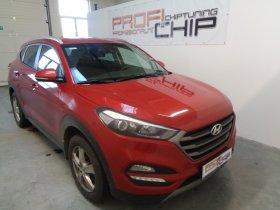 Chiptuning vozu Hyundai Tucson 1.7 CRDI