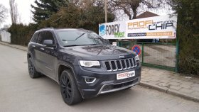 Chiptuning vozu Jeep Grand Cherokee 3.0 CRD