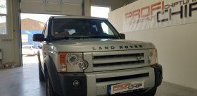 Chiptuning vozu Land Rover Discovery 2.7 TD