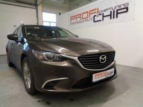 Chiptuning vozu Mazda 6 2.2 Skyactiv-D