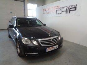 Chiptuning vozu Mercedes-Benz E 220CDI