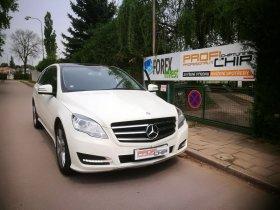 Chiptuning vozu Mercedes-Benz R 350 CDI