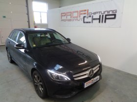 Chiptuning vozu Mercedes - Benz řady C- 220 CDI