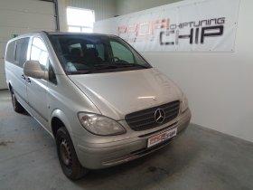 Chiptuning vozu Mercedes-Benz Vito 2.2 CDI