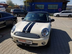 Chiptuning vozu Mini Cooper 1.6i