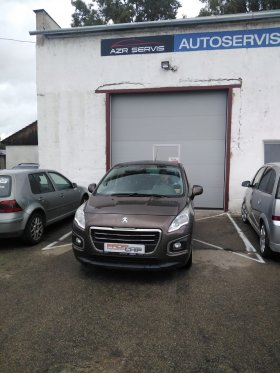 Chiptuning vozu Peugeot 3008 - 1.6 HDI, 84 kW