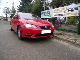 Chiptuning vozu Seat Leon ST 1.6 TDI
