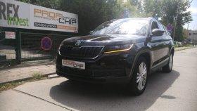 Chiptuning vozu Škoda Kodiaq 2.0 TDI-CR, 140 kW