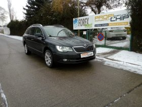 Chiptuning vozu Škoda Superb II - 2.0 TDI-CR, 125 kW