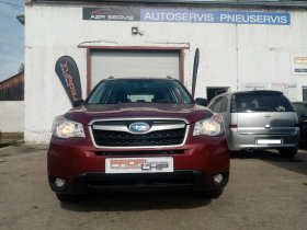 Chiptuning vozu Subaru Forester - 2.0i, 110 kW