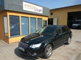 Chiptuning vozu Subaru Outback 2.5 i