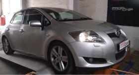 Chiptuning vozu Toyota Auris 2.2 D-CAT, 130 kW