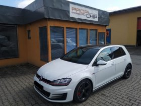 Chiptuning vozu Volkswagen Golf 7 - 2.0 TSI GTI, 169 kW