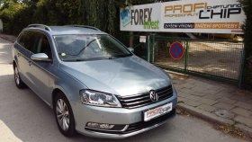Chiptuning vozu Volkswagen Passat B7 - 2.0 TDI, 103 kW