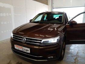 Chiptuning vozu Volkswagen Tiguan 2.0 TDI, 140 kW
