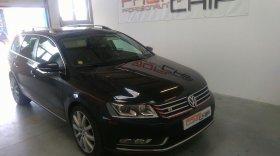 Chiptuning vozu VW Passat 2.0 TDI paket-R-line