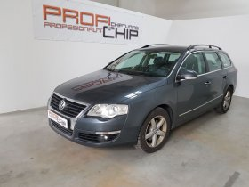 Chiptuning vozu VW Passat 2.0TDI 4motion