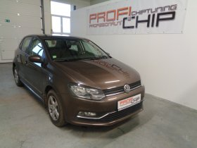 Chiptuning vozu VW Polo 1.2 TSI