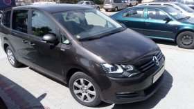 Chiptuning vozu VW Sharan 2.0TDI