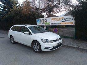 Chiptuning vozu Volkswagen Golf 7 - 1.6 TDI CR, 77 kW