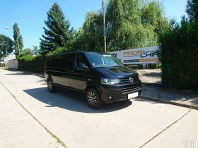 Chiptuning VW Caravelle 2.0 TDI