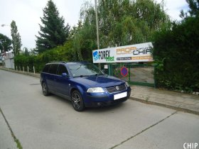 Chiptuning VW Passat B5 1.9 TDI-PD