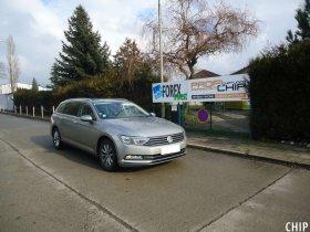 Chiptuning VW Passat B8 2.0 TDI-CR
