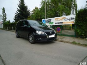 Chiptuning VW Touran 1.9 TDI-PD
