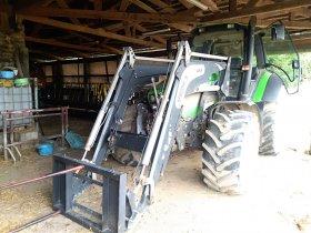 Chiptuning zemědělské techniky Deutz-Fahr Agrotron 130