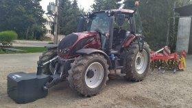 Chiptuning zemědělské techniky Valtra N154e