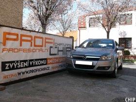 Chiputning Opel Astra G 1.7 CDTi