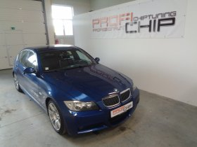 Chptuning vozu BMW 330D M-packet