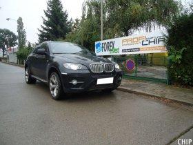 EkoChiptuning BMW X6 3.0D