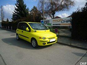 Ekochiptuning Fiat Multipla 1.9 JTD