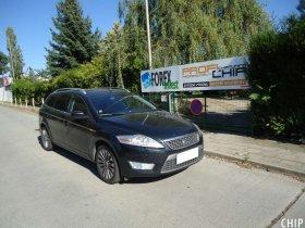 EkoChiptuning Ford Mondeo MK4 2.2 TDCi