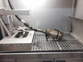 Kompletní servis čištění filtru pevných částic