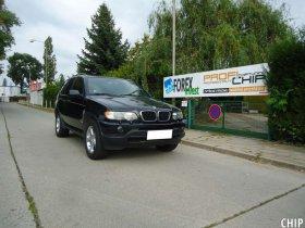 Maximální Chiptuning BMW X5 3.0D