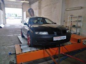 Chiptuning včetně měření výkonu vozu Seat Leon I - 1.9 TDI, 66 kW