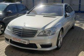 Mercedes-Benz S 550i - 285 kW