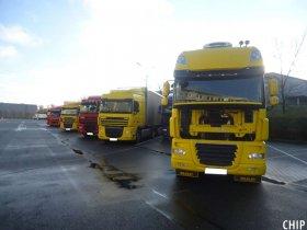 Mobilní chiptuning a deaktivace AdBlue nákladních vozů DAF XF