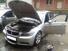 Mobilní chiptuning BMW 318i (E90)