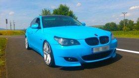 Mobilní chiptuning BMW E60 530D