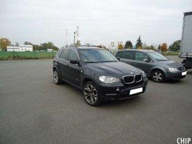 Mobilní chiptuning BMW X5 3.0D