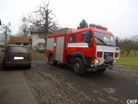 Mobilní chiptuning hasičského vozu MAN LE 10.180