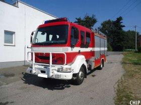 Mobilní chiptuning hasičského vozu Renault Midlum 220
