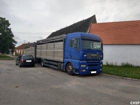 Mobilní chiptuning nákladních vozů značky MAN TGA 18.390 a Iveco Eurocargo E280