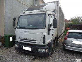 Mobilní chiptuning nákladního vozu Iveco EuroCargo