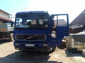 Mobilní chiptuning nákladního vozu Volvo FL D6B 6L R6