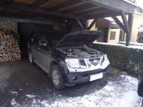 Mobilní chiptuning Nissan Pathfinder 2.5 DCI
